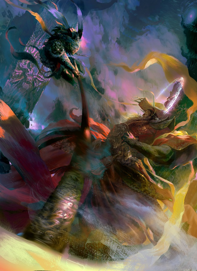 游戏原图-大圣战玉帝